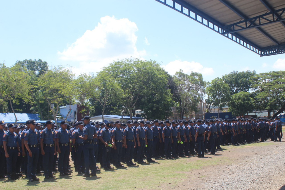 PRO6 welcomes back cops deployed for Election duties